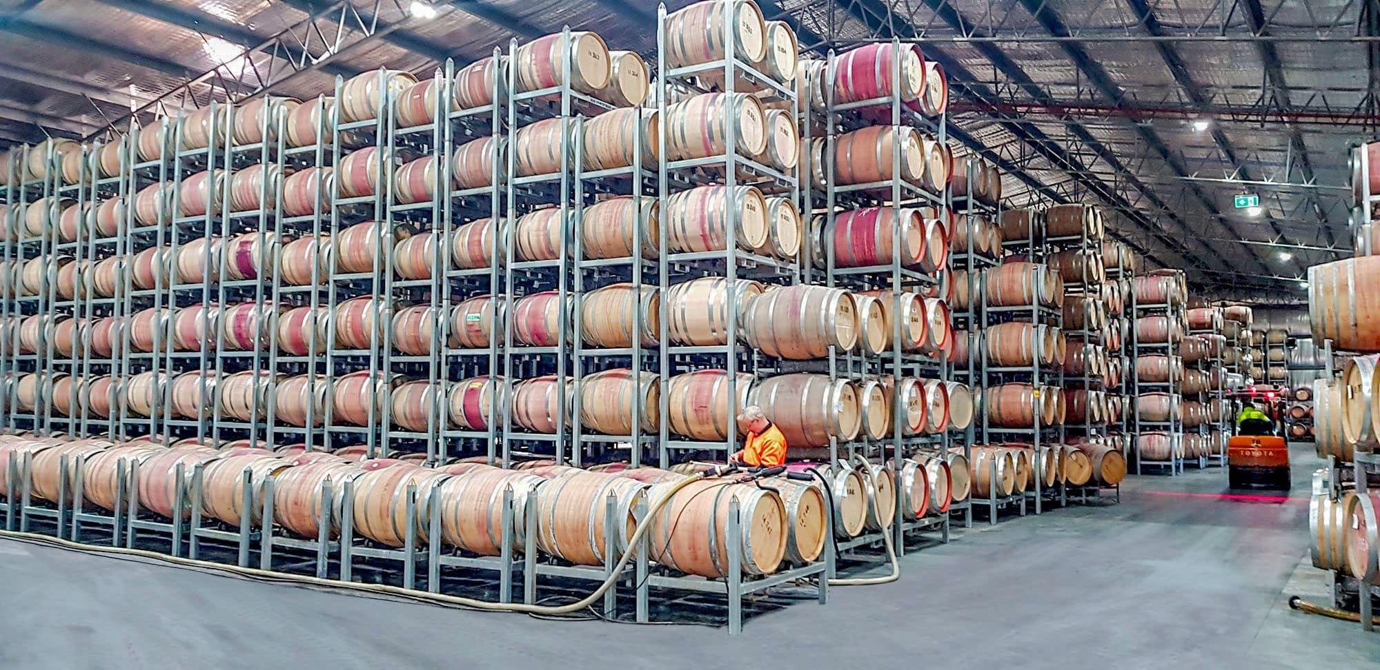 Barrel Master