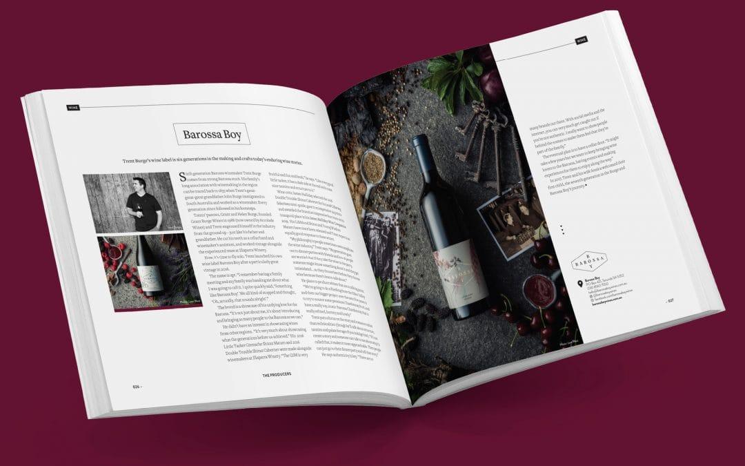 Barossa Boy Wines – A South Australian Winery Success Story